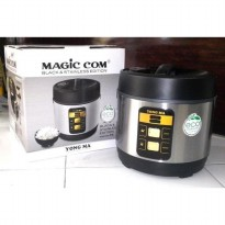 Dibeli! Rice Cooker Yongma - Magic Com Yong Ma Mc 3480 |QQI:4727