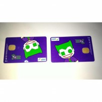 Kartu BCA Flazz Joker Saldo 50rb Original