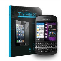 Tyrex BlackBerry Q10 Tempered Glass Screen Protector