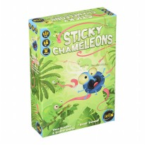 Sticky Chameleons Board Game