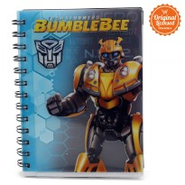 Character Land - Transformers B6 Note Book (Bumblebee)