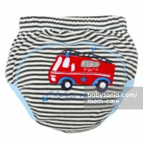 Mom Care Training Pants - Fire Engine