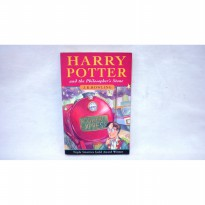 (Star Product) Harry Potter #1 Harry Potter and the Philosopher's Stone. Bloomsbury