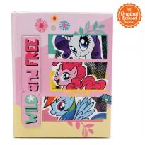 Character Land - My Little Pony Diary Embossed (Wild and Free)