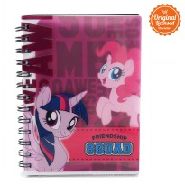 Character Land - My Little Pony B6 Note Book (Friendship Squad)
