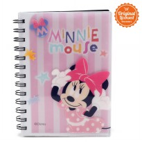 Minnie Mouse B6 Note Book