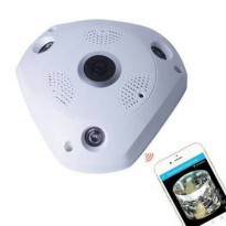 CCTV IP WIFI VR CAM VIEW 360 DERAJAT FULL HD 2mp
