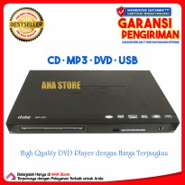 Doke DVD Player DDP-3701