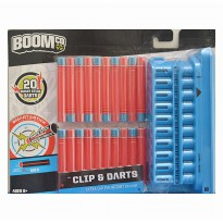 BoomCo Extra Dart and Clip