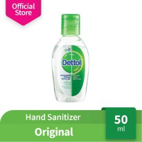 (POP UP AIA) Dettol Hand Sanitizer 50 ml Bottle