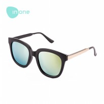 Inone Classic Square Sunglasses Kacamata Hitam Fashion Pria Wanita Frame Model Tren Simple