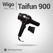 Hair Dryer Wigo BLACK Taifun 900