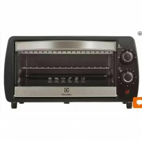 Mantap! Electrolux Oven Toaster Eot-2805K Compact 9L |Spf:1844