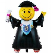 Balon Foil Wisuda Full Body