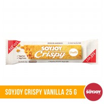 SOYJOY CRISPY VANILLA 25 gr Single