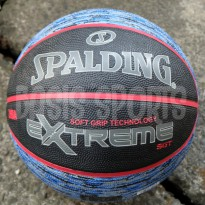 BOLA BASKET OUTDOOR SPALDING SOFT GRIP EXTREME PATTERN