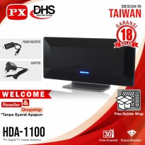 antena tv led dalam Antena Tv Digital ANALOG indoor PX HDA