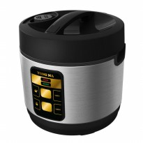 Ini Loh! Yong Ma Magic Com / Rice Cooker Yongma Mc 3480 Mc-3480 2 Liter Gold |Spf:2885