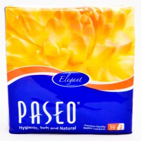 Paseo Elegant Napkin Luncheon Tissues 50 sheets x 3 pcs