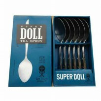 Ini Loh! Tea Spoon / Sendok Teh Super Doll 1/2 Lusin |Spf:3022