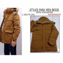 BRANDED STYL PARKA MEN WINTER JACKET