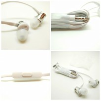 HEADSET HANDSFREE XIAOMI MI PISTON HUOSAI ORIGINAL 100% EARPHONES ORI