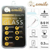 Smile Tempered Glass iPhone 5 - 5S - 5C - SE