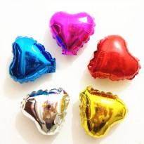 Balon Foil Love Mini Happy Birthday