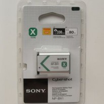 Battery Sony Replacement Bx1 Np Bx1 U Charger Bc Csx Promo Murah06