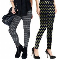 Branded Casual Printed legging_9 Motif_Premium Quality Leggings / Women Legging Stocking Jeggings Baju wanita