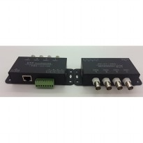Video Balun - 4CH Passive UTP Video Balun for CCTV