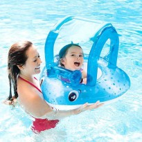 Pelampung Intex Baby Float Stingray