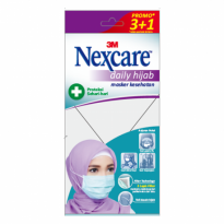 3M Nexcare Masker Daily Hijab