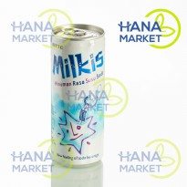 (POP UP AIA) Minuman Korea Lotte Milkis Original 250ml