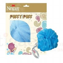 3M Nexcare Net Sponges Puffy (Spon Mandi) - 1 Each