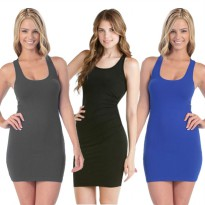 Casual Dress_Womens Dress / Dress wanita / Bodycon dress