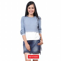Miyoshi Jeans - Sweater Two Pieces - MY006IBLD