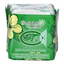 Avail Pembalut Herbal Pantyliner 1 Paket - Expaired 2018