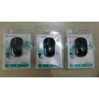 LOGITECH WIRELESS MOUSE ORIGINAL RESMI 100%
