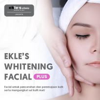 Ekles Clinic - Whitening Facial Plus