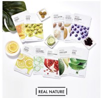 (TheFaceShop) Real nature mask (2017 UPGRADE)