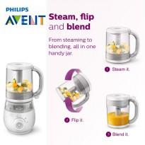 Philips Avent 4in1 Healthy Baby Food Maker