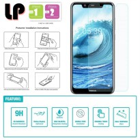 LP HD Tempered Glass Nokia 5.1 Plus