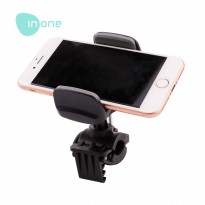 Inone Motorcyle Cell Phone Holder VCS 0056 Black