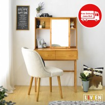 Jesyln Desk LIVIEN FURNITURE