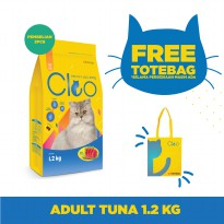 CPPETINDO Cleo Tuna Adult Cat Food [1.2 kg]