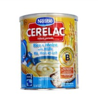 [poledit] Nestle Cerelac Rice and Maize with Milk 400g (Europe) New (T1)/12172119