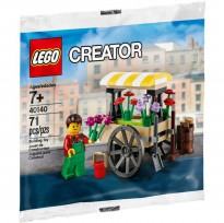 Lego 40140 Flower Cart