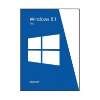 Microsoft Windows 8.1 Professional 32-bit Software Original
