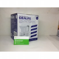 (Gold Product) Automatic Electric Kettle Stainless Heating Plate - IDEALIFE IL-100